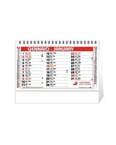 TABLE 13 - Calendrier de bureau