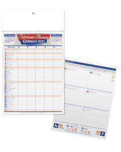 PLANNING - calendriers mensuels avec mémos