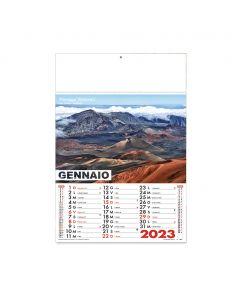 VIEW - calendrier de paysage