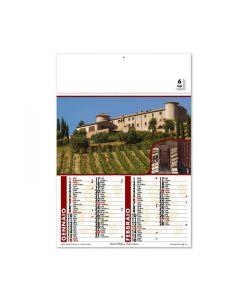DIVINO - calendrier bimestriel sur le vin