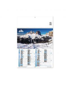 MONTI D'ITALIA - calendrier des montagnes d'Italie