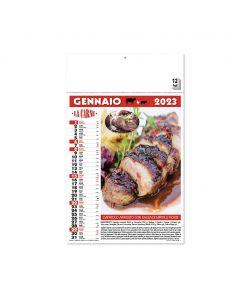 BUTCHER - Calendrier gastronomique