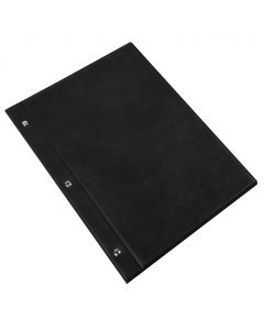 MENU CLASSIC L - porte-menu grand en similicuir
