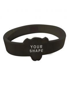 WRIST SHAPE - bracelets en silicone en forme