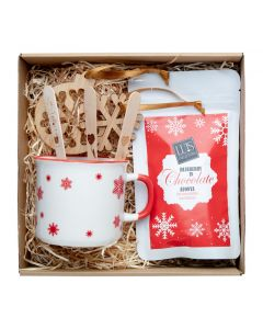 CHOCKLAD - coffret cadeau chocolat chaud