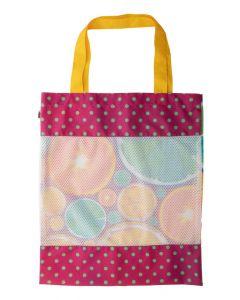SUBOSHOP MESH RPET - sac shopping personnalisé