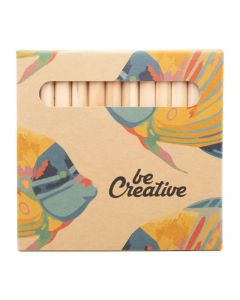 PENXIL 12 ECO - set de 12 crayons personnalisés
