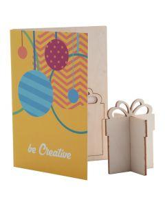 CREAX - Carte de Noël, Cadeau