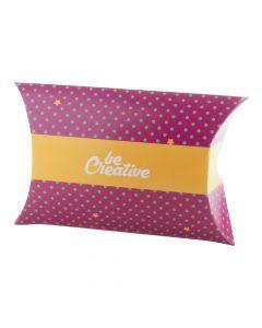 CREABOX PILLOW M - Boîte cadeaux