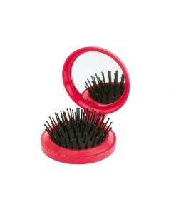 GLANCE - miroir avec brosse à cheveux