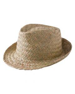 ZELIO - chapeau de paille