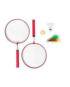 DYLAM - set raquettes badminton