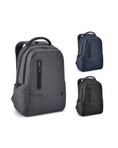 BOSTON - Sac à dos pour ordinateur portable 17''
