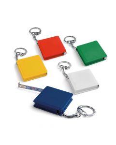 ASHLEY - Porte-clés avec ruban à mesurer