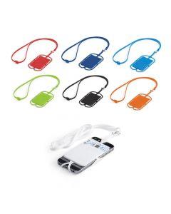 NICOLAUS - Porte-cartes avec support pour smartphone