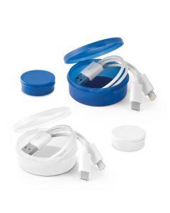EMMY - Câble USB avec connecteur 3 en 1